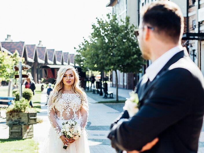 Свадебная съёмка для двоих